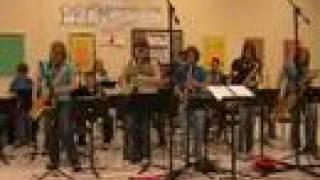 Blues at Frog Bottom 2007-08 Jazz Band