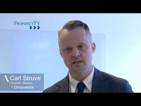'Transformation underway in Stockholm': Carl Struve, Grosvenor