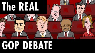 The Real Republican Debate