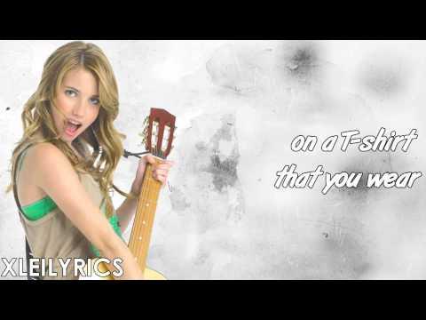 Emma Roberts Dummy (Lyrics Video) HD
