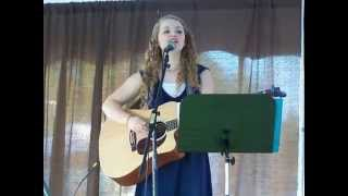 Dixie Chicks - Travelin' Soldier (Cover by Elly Cooke) LIVE