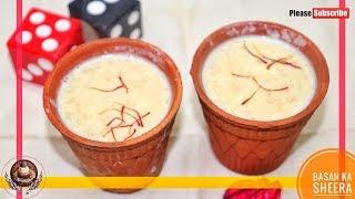 बेसन का शीरा Besan Ka Sheera Recipe 💕//Punjabi Style Hot Milk ( Best Besan Sheera👑) BY PREETI SEHDEV