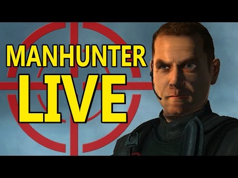 Manhunter Gameplay LIVE