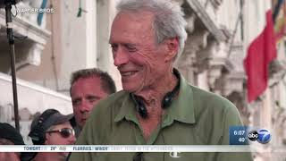 90-year-old Indiana drug mule may be memorialized by Clint Eastwood