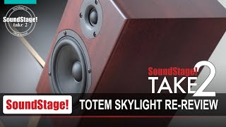 Totem Acoustic Skylight Speaker Review! Affordable Speakers with a Big Sound (Take 2, Ep:2)