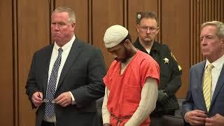 Judge sentences man who murdered Salvation Army employee