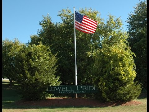 Lowell Pride, A Song About Lowell, MA, by Michael Noonan