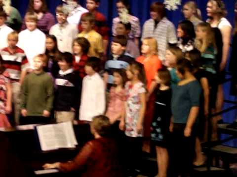 Turner Middle School Choir Concert