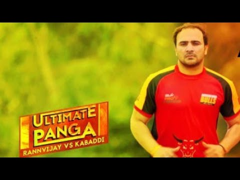Rannvijay Singha meet the Manjeet Chhillar | Manjeet Chhillar Interview in Ultimate Panga