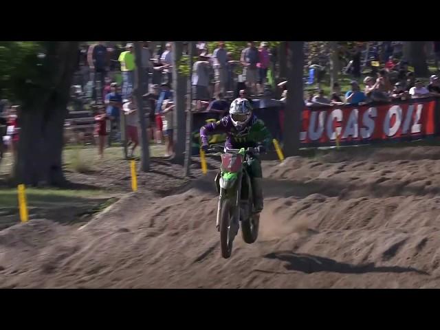2019 Ironman National - 450 Moto 2 Lucas Oil Race Recap
