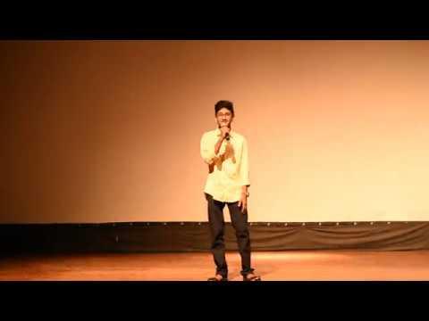 Achcham Telugandham - Spyder   Cultural Night 2k17   TCA   IIT KGP