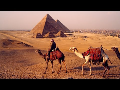 Explore the Pyramids of Giza with Google Maps