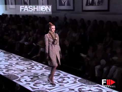 "Fashion Show ""Valentino"" Autumn Winter 2007 2008 Haute Couture 1 of 4 by Fashion Channel"