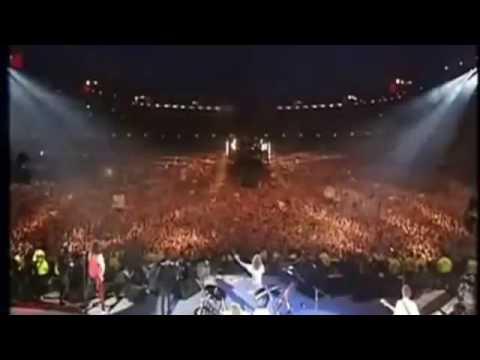 Queen I Want It All Live at Wembley 1992
