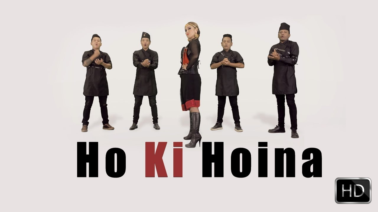 Abhaya & The Steam Engines - Ho Ki Hoina (NEPALI FOLK MASHUP) LATEST