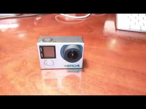 GOPRO 4 USB mode stuck