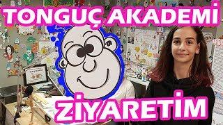 TONGUÇ AKADEMİ'Yİ ZİYARET ETTİM - CANLI YAYINA KATILDIM! | Tonguç'un LGS Kampı
