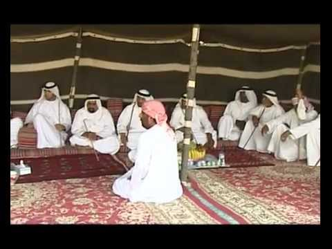 Al-Taghrooda, traditional Bedouin chanted poetry