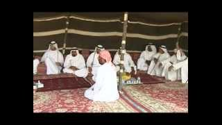 Al-Taghrooda, traditional Bedouin chanted poetry in the United Arab Emirates and the Sultanate of Oman