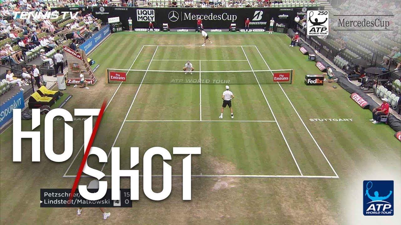 Hot Shot: Sensational Defence Not Enough In Stuttgart 2018 Doubles Final