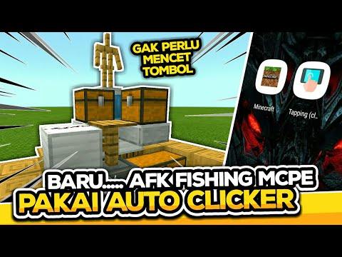 AKHIRNYA!!! BENERAN BISA AFK FISHING DI MCPE PAKAI CARA INI DIJAMIN!!!