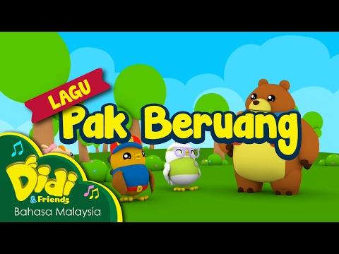Lagu Kanak Kanak   Pak Beruang   Didi & Friends