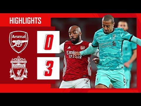 HIGHLIGHTS | Arsenal vs Liverpool (0-3) | Premier League