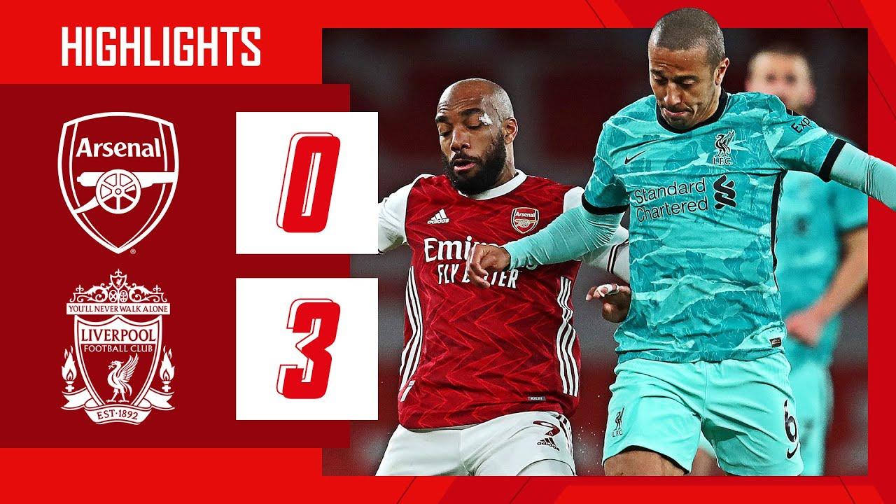 Download HIGHLIGHTS | Arsenal vs Liverpool (0-3) | Premier League