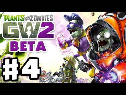 Plants vs. Zombies: Garden Warfare 2 Beta - Gameplay Part 4 - Herbal Assault! (PvZGW2 Beta)