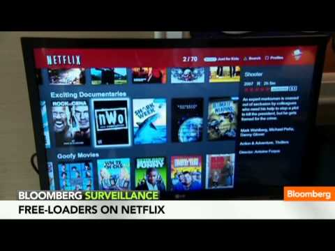 Netflix Freeloaders May Force Prices to Rise