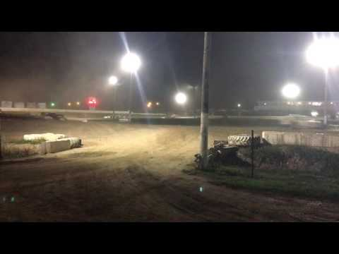 Ransomville speedway king of the hill