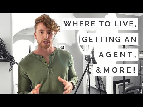 HOW TO MOVE TO LA AND BECOME AN ACTOR | 10 Los Angeles acting tips