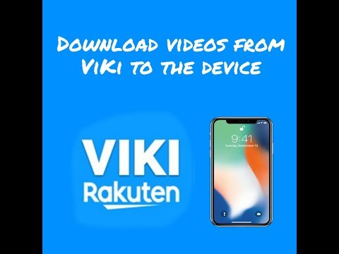 How to Download videos from Viki to your device with subtitles