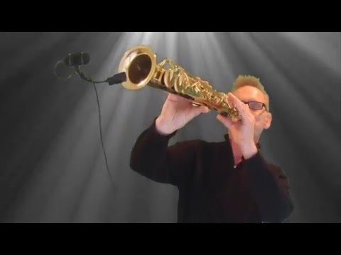 Oh Holy Night-TonyV( Soprano Sax Cover)