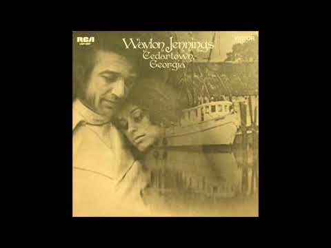 Waylon Jennings Cedartown Georgia 1971 Full Album