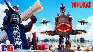 ЛЕГО НИНДЗЯГО! Нападение ГАРМАДОНА Мульт игра для детей The LEGO NINJAGO Movie Video Game