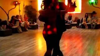 Armand FRYDMAN & Virginia GALVÁN dansent au Barrio del Sol