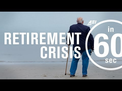 Retirement crisis: Fact or fiction? | IN 60 SECONDS