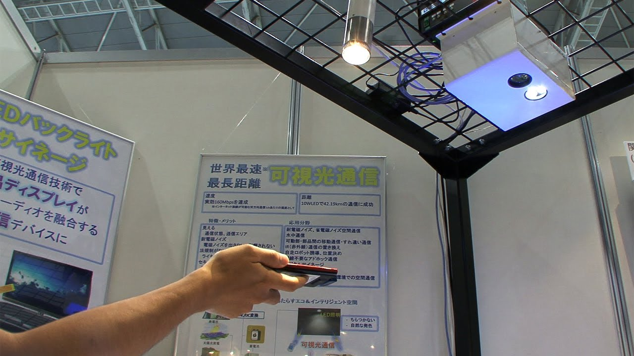 visible light communication systems with low Visible light communication is an ideal technology to enable augmented reality applications for indoor while this is low compared with other vlc systems.