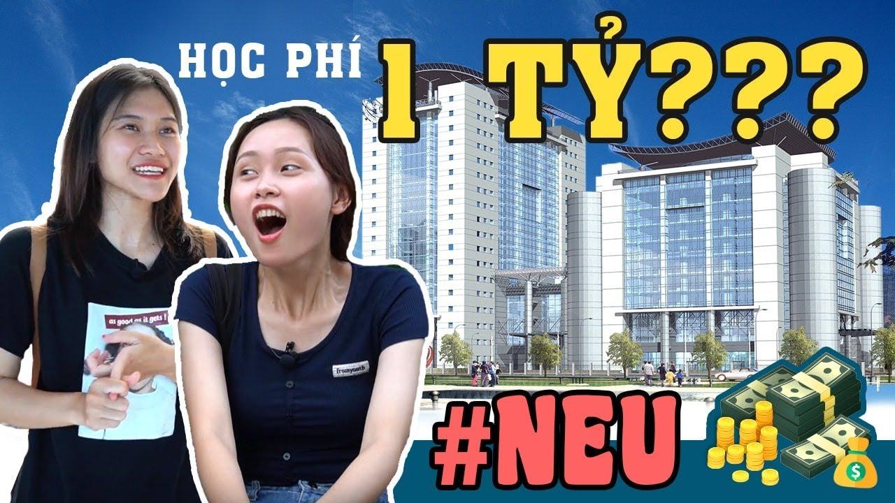 X3Review┃NEU có như bạn nghĩ? – Review Đại học Kinh tế Quốc dân