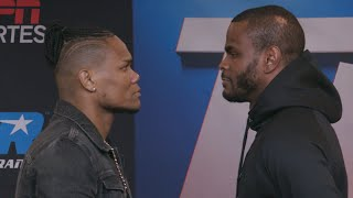 Eleider Alvarez & Michael Seals Preview their big Light Heavyweight Main Event | Fight Highlights
