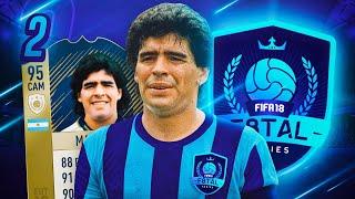 F8TAL MARADONA | EPISODIO 2 | FIFA 18