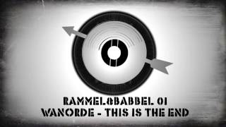 Rammel en Babbel Records 01 B2 - Wanorde : This is the end