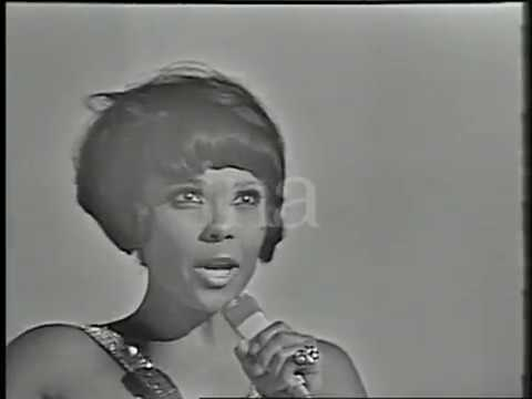 Eliana Pittman no Olympia de Paris em 1967