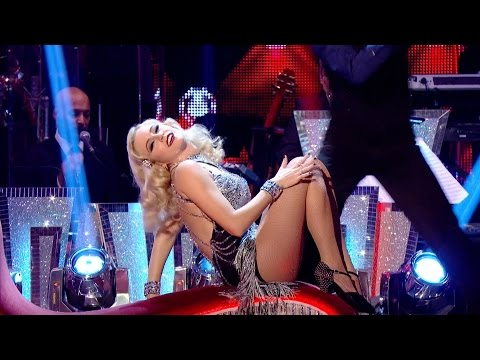 Pixie Lott & Trent Charleston to 'Sparkling Diamonds' - Strictly Come Dancing: 2014 - BBC One