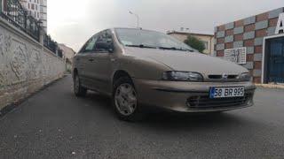 Fiat Marea 1.6 İnceleme Test