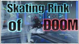 NEW! Freeze trap in Fortnite! Skating Rink Custom Game Mode