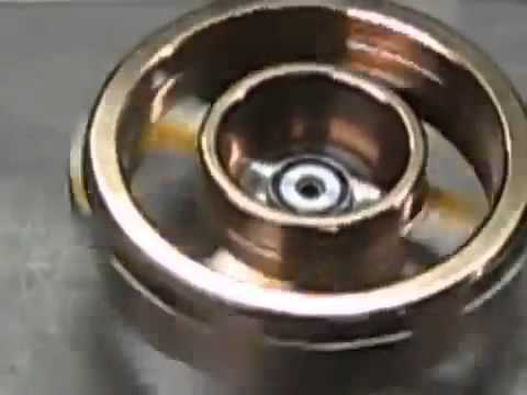 Alternative Energy Sources, Magnet Motor 6000 RPM