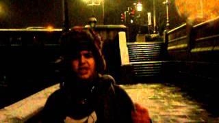 Booo Sarde HD- Landan 2012- Roozegar (Freestyle)