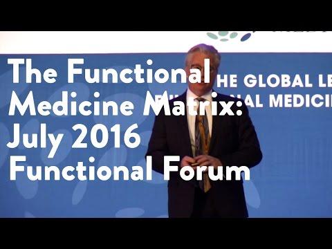 The Functional Medicine Matrix | Functional Forum July 2016